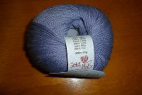 DEBBIE BLISS RIALTO LACE KNITTING YARN shade 23 lavender